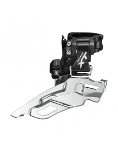 Framväxel Shimano Deore XT M781 trippel svart