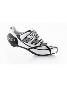 Sko DMT Aries vit/svart