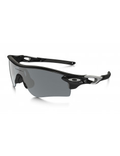 Glasögon Oakley Radarlock P. Black Black Iridium