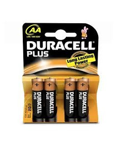 Duracell AA LR6 4-pack