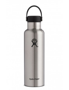 Flaska Hydro Flask Stål | Silver | 621ml |