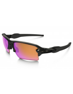 Glasögon Oakley Flak 2.0 XL Polished Black Prizm Trail