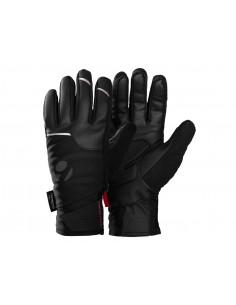 Handske Bontrager Velocis S1 Softshell Svart
