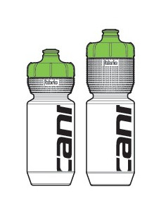Flaska Fabric Logo CLG 600ml