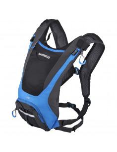Väska Shimano Unzen 2 Vätskebehållare 2L Svart/Blå