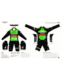 CK Bure Team Speedsuit