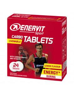 Energi Enervit Carbo Tablets (Karta, 24st )