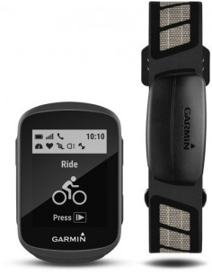 GPS Garmin Edge 130 HR Bundle