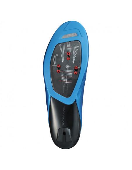 Sko Shimano RC900 Blå