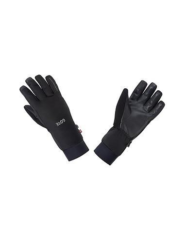 Handske Gore C5 WINDSTOPPER, Insulated Svart
