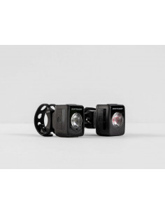 Light Bontrager Ion 200 RT/Flare RT USB Rechargeable Set
