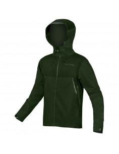 Jacka Endura MT500 Waterproof Jacket Forest Green