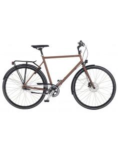 Cykel Skeppshult Elit 2020 Herr 7-vxl Mahogny matt