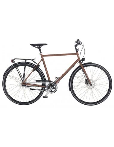 Cykel Skeppshult 2020 Elit Herr 7-vxl Mahogny matt