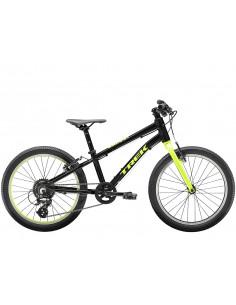 Cykel Trek 2020 WAHOO 20 Trek Black/Volt