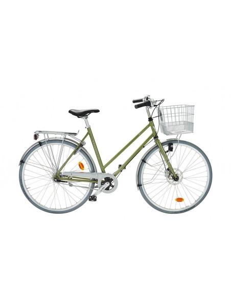 Cykel Skeppshult Favorit dam, 7-vxl, Cypress, Stl: 53 cm
