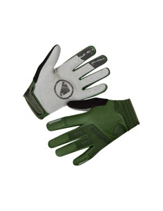Handskar Endura SingleTrack Windproof Glove Forest green
