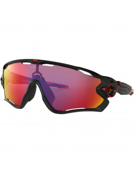 Glasögon Oakley Jawbreaker Matte Black Prizm Road