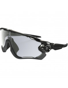 Glasögon Oakley Jawbreaker Polar Black Clear Black Photo