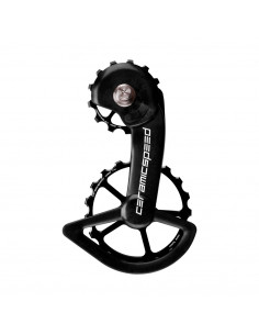 OSPW System Ceramic Speed Alloy Shimano 9100/8000 Svart