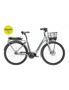Cykel Crescent ELLIE, 7-VXL ABS, ljusgrön matt, 51cm