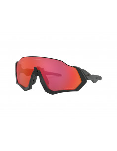 Glasögon Oakley Flight Jacket Matte Black Prizm Trail