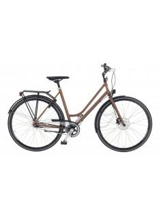 Cykel Skeppshult Elit Dam 7-vxl Mahogny matt, stl: 53cm