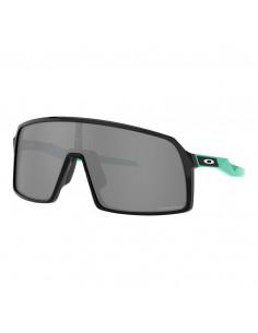 Glasögon Oakley Sutro polished black/Celeste Prizm black