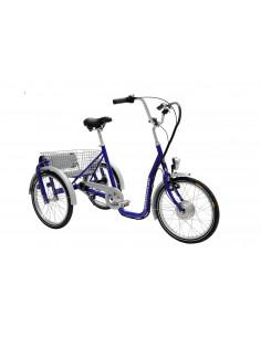 Monark 313 Trehjuling EL 20 Blå