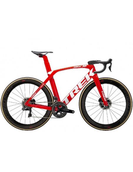Cykel Trek MADONE SLR 9 RD-WT, Stl: 62cm Demo körd