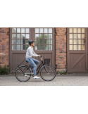 Cykel Monark e-Karin 3vxl svart, 51 cm