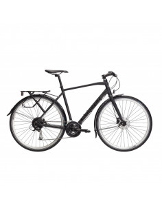 Cykel Crescent Atto 16vxl svart, 59cm