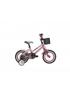 """Cykel Crescent SNOTRA 12"""" rosa, 0-VXL"""