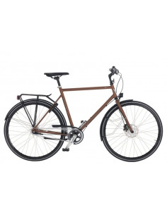 Cykel Skeppshult ELIT Herr, 7-VXL. (58CM), MAHOGNY MATT