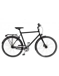 Cykel Skeppshult ELIT Herr, 7-VXL. (53CM), SPEGELSVART