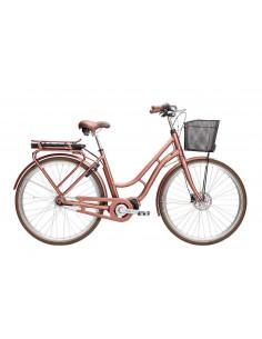 Cykel Monark E-Karin Rouge Nexus 3 Korg, 51cm