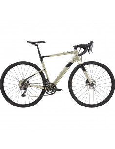 Cykel Cannondale Topstone Carbon 4, Champagne
