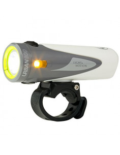 Belysning fram LightMotion Urban 800Lumen gråvit