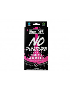 MUC-OFF No Puncture Hassle Tubeless Sealant Kit 140 ml MUC-OFF No Puncture Hassl