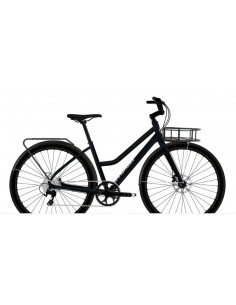 Cykel Cannondale Treadwell EQ DLX Remixte, Black Magic