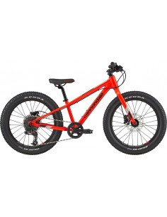 Cykel Cannondale Kids Cujo Race 20+, Acid Red