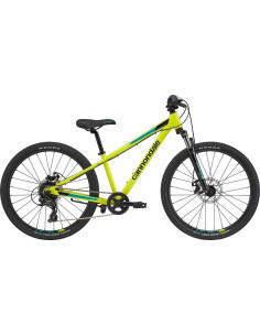 Cykel Cannondale Kids Trail 24, Nuclear Yellow