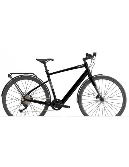 Cykel Cannondale Tesoro Neo SL EQ, Black Pearl