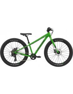 Cykel Cannondale Kids Cujo 24+, Green