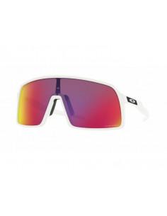 Glasögon Oakley Sutro Matte White Prizm Road