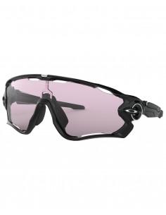 Glasögon Oakley Jawbreaker Pol. Black Prizm Low Light