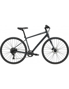 Cykel Cannondale Quick 4, Graphite