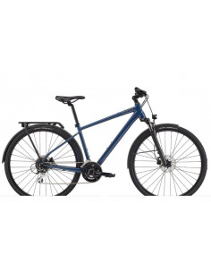 Cykel Cannondale Quick CX EQ, Abyss