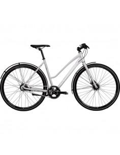 Cykel Crescent Nikka Dam Silvergrå 7-vxl, 51cm