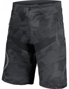 Byxa kort Endura MT500 JR Shorts Svart